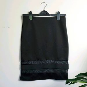 H&M Divided Mini Skirt Size Small